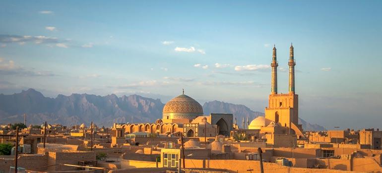 Tour Antica Persia
